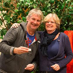 Eric-Jan wint de 28e editie van de Rode Draak